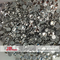 Hotfix Rhinestones Ss10 Ss12 Crystal Glass