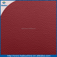 Top quality best price pvc leather for car