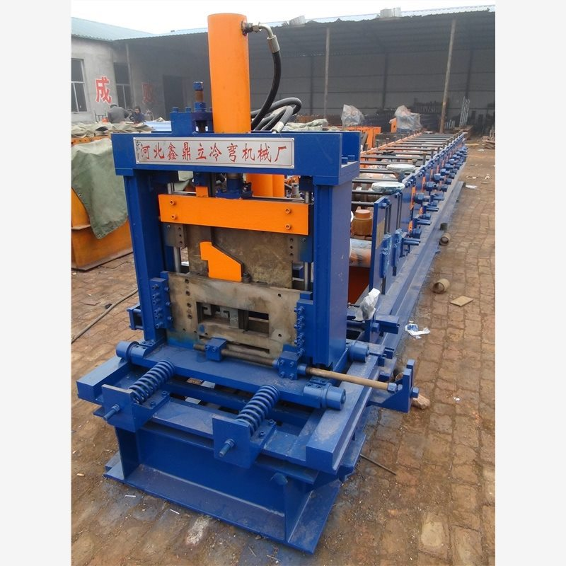 china supplier cee channel purlin roll forming machines Metal stud and track