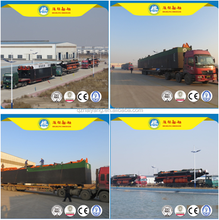 HL500 Highling sand and mud cutter suction dredger