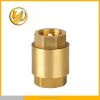 made in china spring loaded check valve