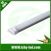 Popular 2g11 replacement pl fluorescent tubes 5w 7w 9w 11w 13w for showroom