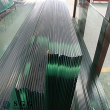 High density wholesale price 8mm toughened glass price