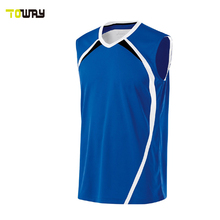 mens sleeveless volleyball jersey pattern