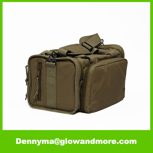 Tactical Shooting Gun Range Bag