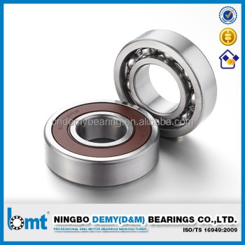 High Speed Deep Groove Ball Bearings 607 / 607 ZZ 2RS 2RU