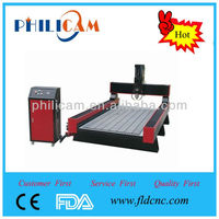 Jinan good quality and reasonable price cnc wood and stone machine with sink