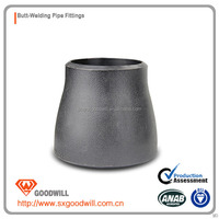 threaded schedule 40 steel pipe fittings reducer