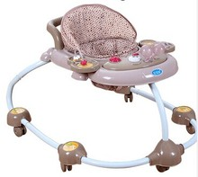 STOCK baby walker baby moon walker with music and toy