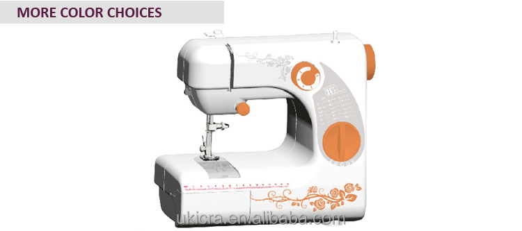19 stitches function domestice electric household sewing machine UFR-727