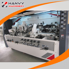DL3007 Four Side Seven Spindle Thickness Planer Machine For furniture factory