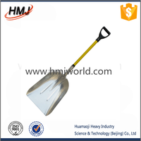 Different size of aluminum snow shovel scoop