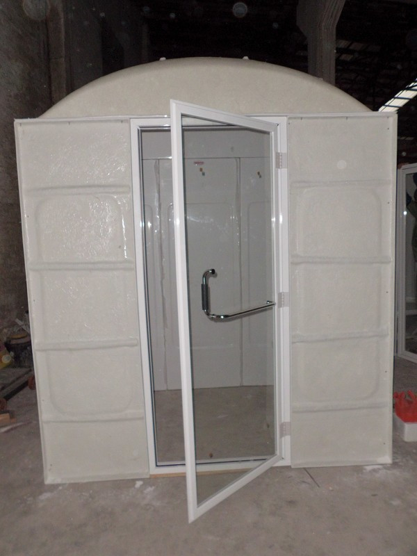 Fashionable Prefab Steam Room