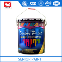 furniture pvc Fluorocarbon paint Fluorocarbon lacquer coating for metals