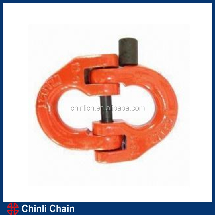 Hammer Lock Rigging alloy steel G80 Connecting Link with Sleeve and Load Pin