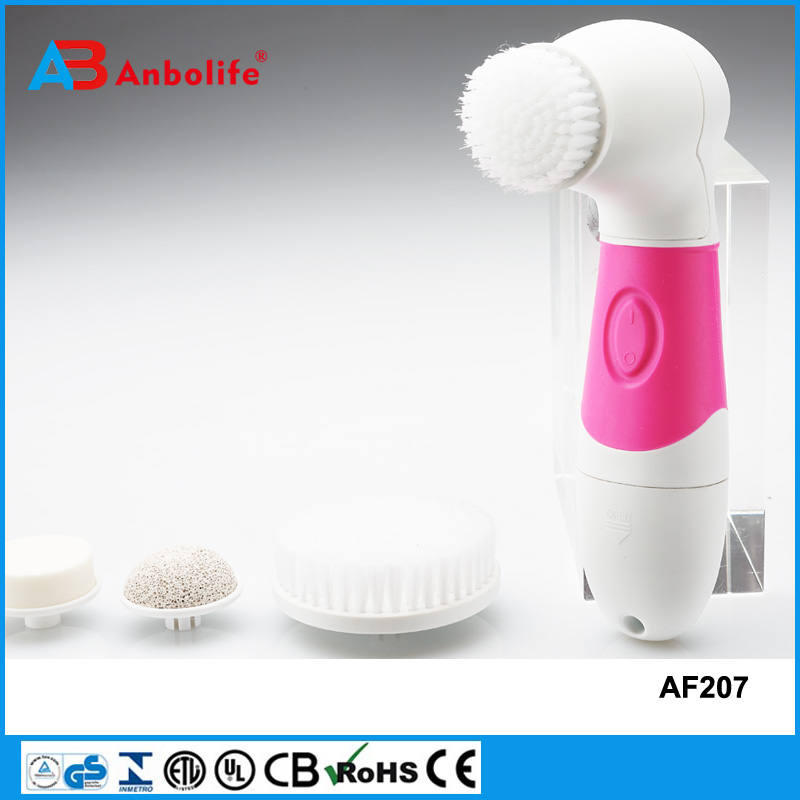 electric facial brush /face clean beauty device/multifunction facial massager face cure