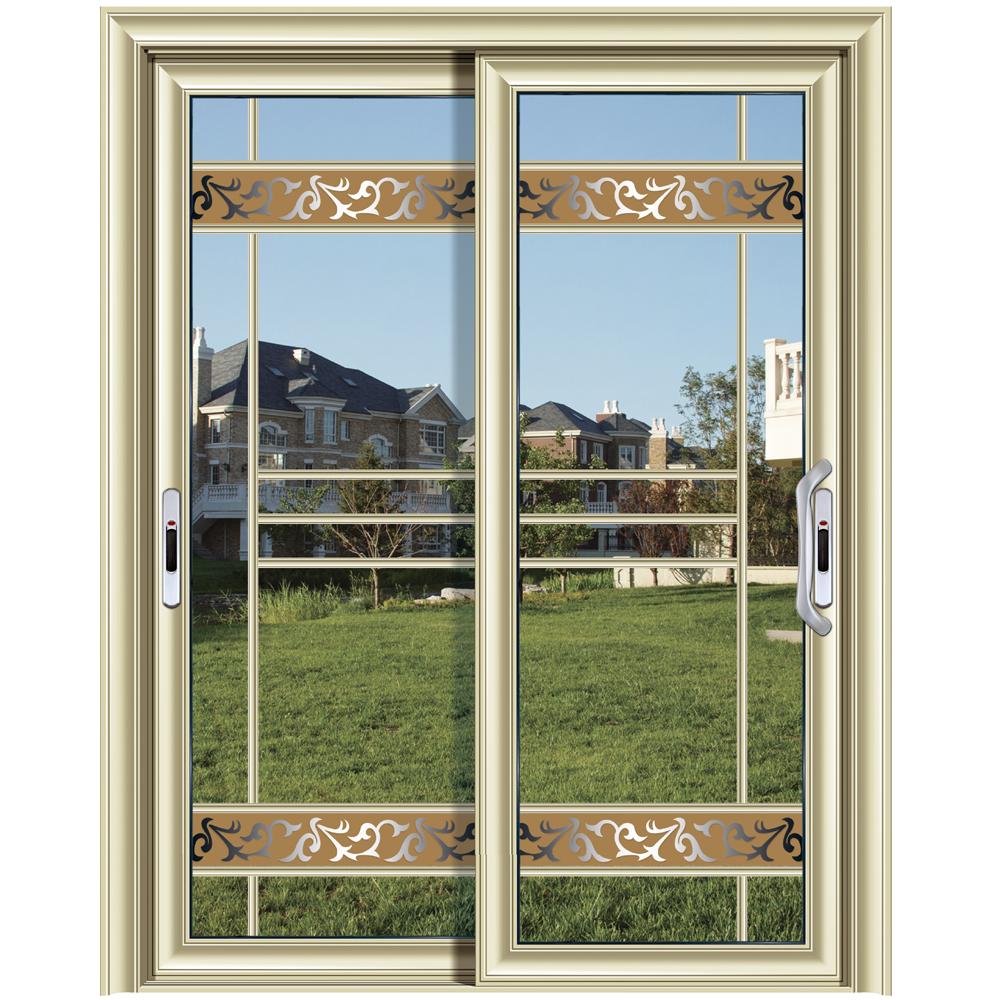 Hs Jy8096 Frameless Sliding Glass System Baige Castle Panoramic Door   Buy Panoramic  Door,Baige Door,Castle Door Product On Alibaba.com