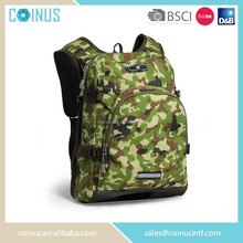 Custom hot selling product military hydration backpack