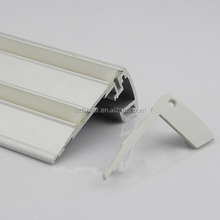 cinema step nosing light two side stair light