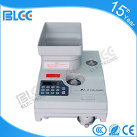 Best quality coin operated counter machine made in China cheap price counting coin machine