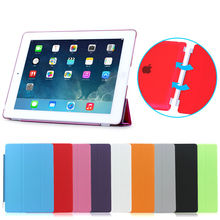 China supplier Colorful Smart Cover Case For iPad4/3/2 , for ipad cases leather