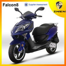 2014 New 150cc Sporty Patent Gas scooter with EEC, EPA, DOT