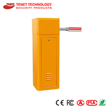 Shenzhen Tenet factory price manual road barrier gates/parking lot barrier