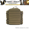 Tactical printed non woven first aid kit military messenger bags