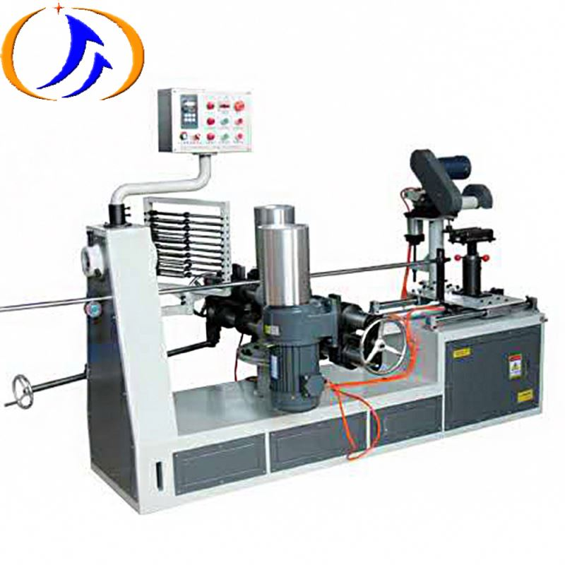 High Speed Toilet Roll Paper Core Cutter Making Machine