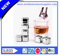 High quality stainless steel ice cube for advanced bar