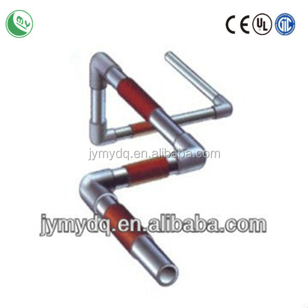 customized flexible tubular heater