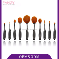High Quality 10pcs Make Up Brushes
