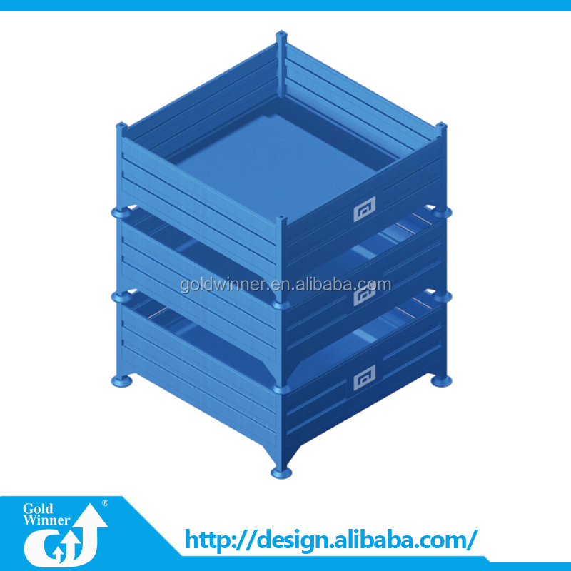 Jracking Warehouse Logistic Equipment Selective Wire Storage Cage
