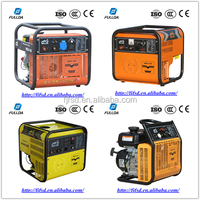 cheap portable high efficiency welder generator for arc Welding and Generating electricity double use