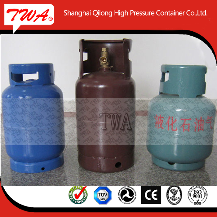 50kg empty ipg gas cylinder for sale