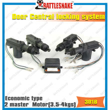 Durable product CF301 1/2 mester car central locking system with the voltage of 12v