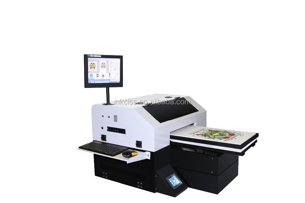 T Shirt Printing Machine Dtg Printer Direct To Garment