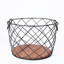 Metal -Wire Basket for laundry large middle small