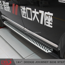 4x4 accessory Auto parts AUTO Aluminum Side Step/Running Board for DODGE JOURNEY new product from china factory