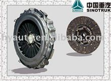 SINOTRUK HOWO PARTS--clutch assy