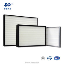 Custom sand blasting air filter from air filter manufacturer