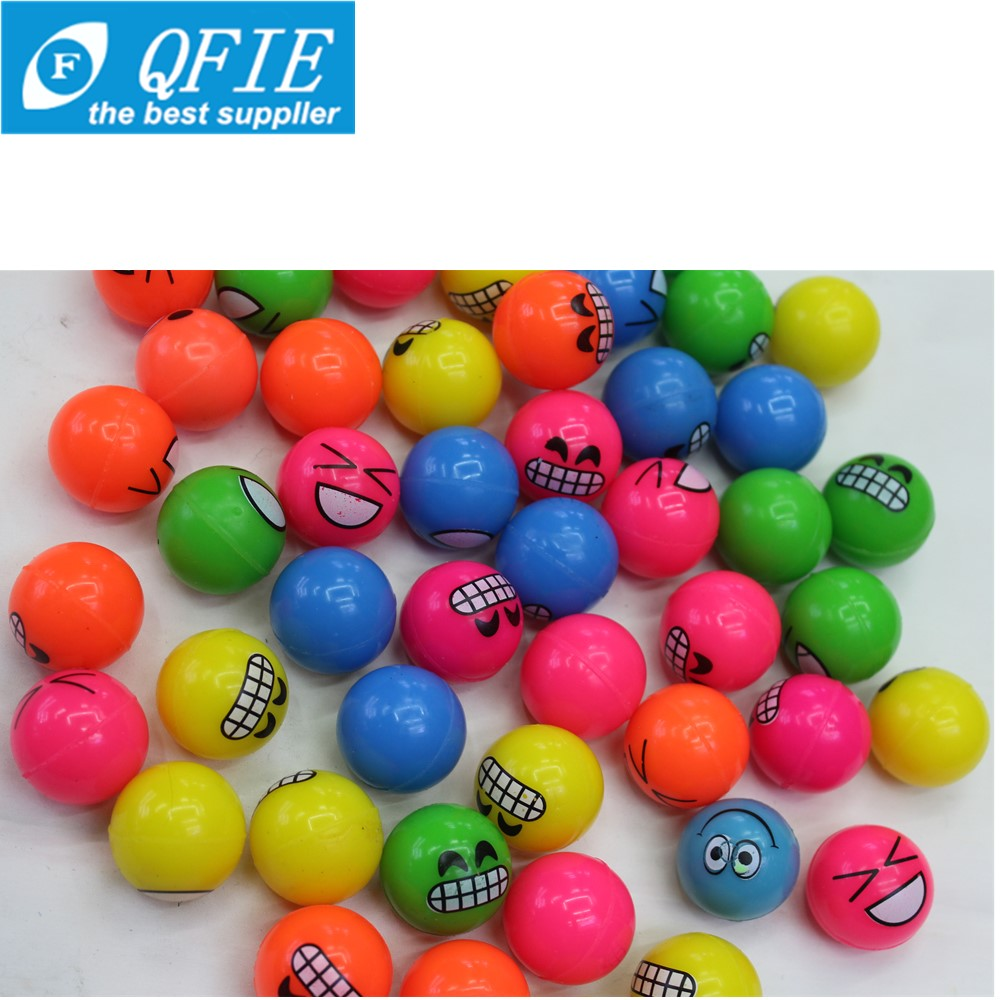 Factory direct price rubber bouncing ball and jumping ball