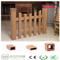 WPC Wooden Garden Fence, fence