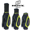 Helix Travel Golf Bag Golf Club Bag With Embroidery Design / Helix unique golf bags