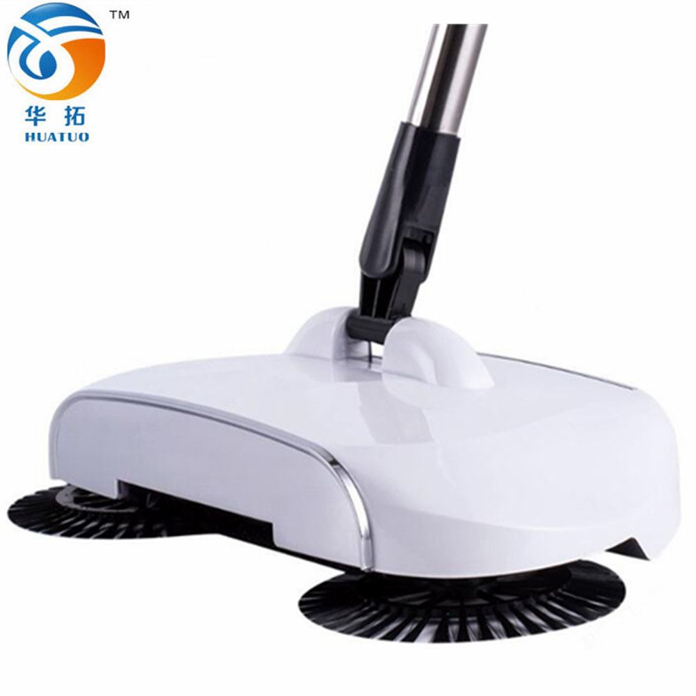 Stainless Steel Sweeping Machine Push Type Hand Push Magic Handle Household Cleaning Hand Push Sweeper clean robot for sale