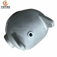 Specific gravity die casting 6061 Aluminum alloy cast die machinery part for sale