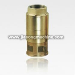 "3"" foot valve / brass foot valve / valve for gas station"