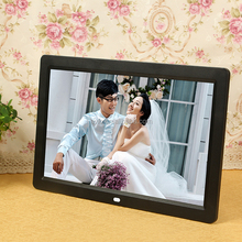 New design 22 inch LCD wedding digital photo frame with CE certificate