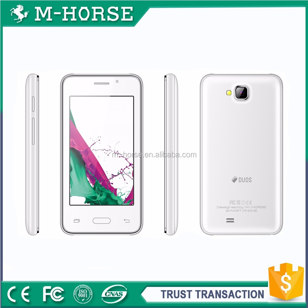 cheap 4 inch with 1gb ram smartphones mini White smartphone