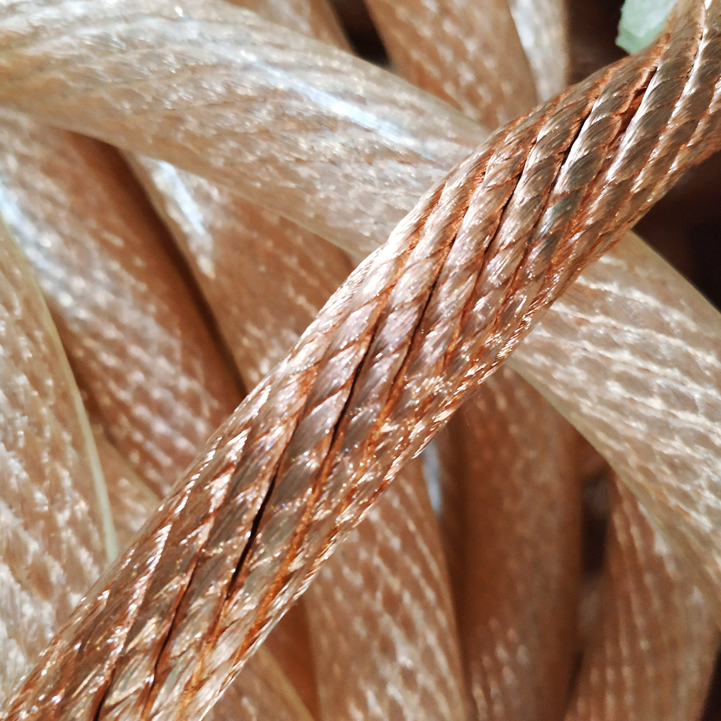 C11000 PVC Insulated Cable Stranded <strong>Copper</strong> 35mm2
